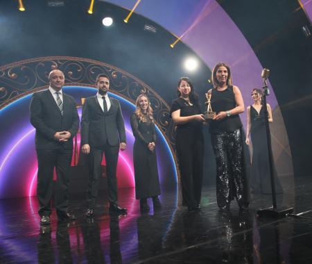 Pronto MICE'a 'En İyi Intencive' Ödülü