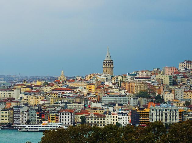 Tarihi Yarımada'dan Sonra Beyoğlu'da Devre Dışı