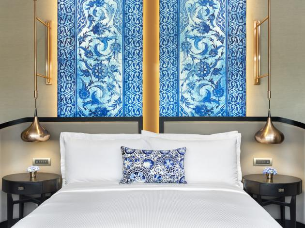 The Ritz-Carlton İstanbul 10 Milyon Dolara yenilendi