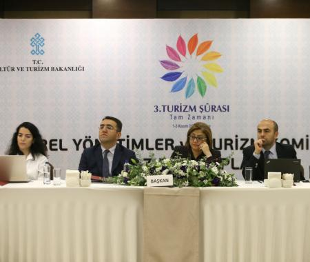 Turizm Şurası hazırlık toplantıları Gaziantep'te