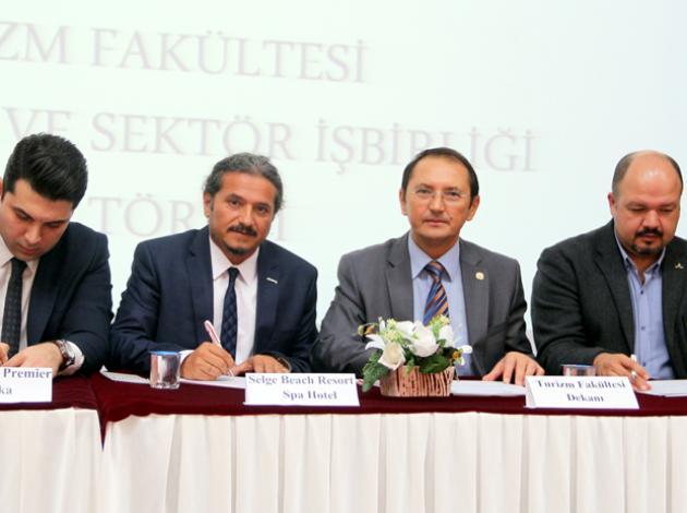 Turizmde üniversite-sektör işbirliği