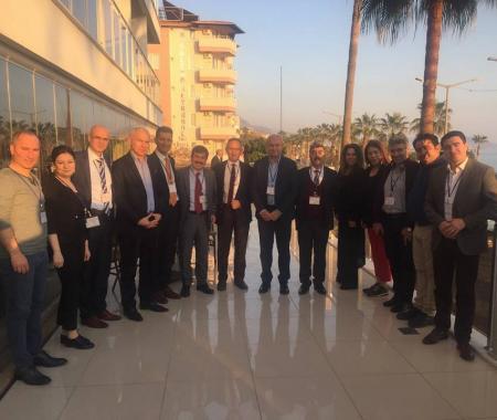 Türkiye Sağlık Turizmi Fedesyonu kuruldu