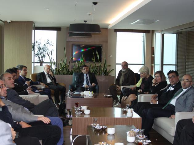 TÜROB'dan Kayserili turizmcilerle işbirliği