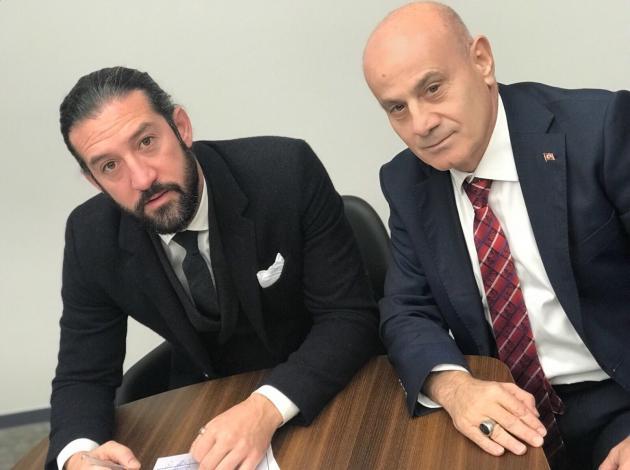 Vadiistanbul'un 5 yıldızlı otelini Marriott işletecek