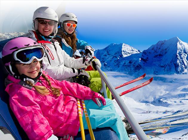 Vatandaş kayak öğrenecek, kış turizmi şahlanacak