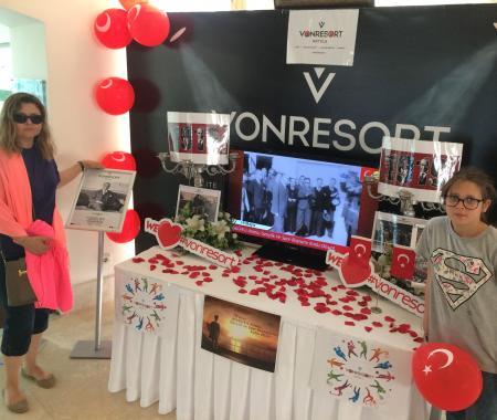 Vonresort Hotels'de 19 Mayıs Heyecanı