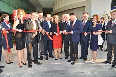 Wyndham'ın yeni halkası İzmir'de hizmete girdi