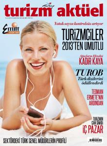 Turizm Aktüel 2013 Sayı 2