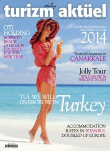 Turizm Aktüel 2014 Sayı 1