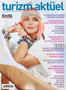 TURİZM AKTÜEL DERGİSİ / ŞUBAT 2016