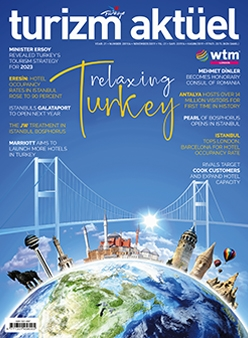 TURİZM AKTÜEL DERGİSİ KASIM 2019 / WTM