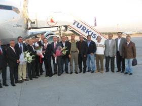 Antalya, üç yeni uçuş noktasına daha direkt bağlandı...