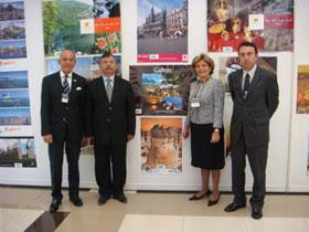 İki Türk turizmcisi, UNWTO Yönetim Kurulu'nda...