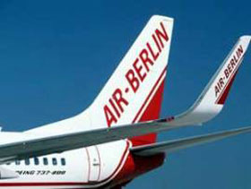 TUI Travel, Air Berlin'e ortak oluyor...
