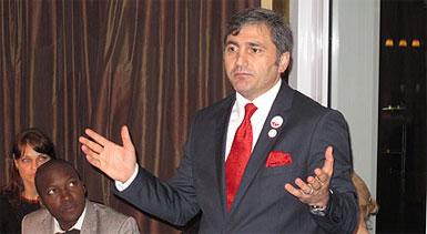 Emin Çakmak, Dünya Sağlık Turizmi Konseyi Başkanı