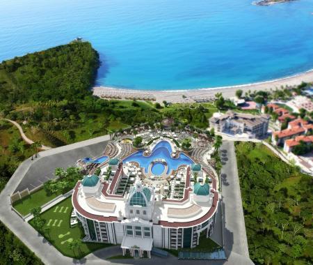 Alanya'nın % 100 dolu oteli