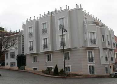 Amira Hotel, Mart ayında hizmete giriyor...