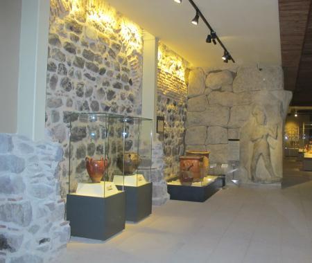 Ankara'da bir Müze....