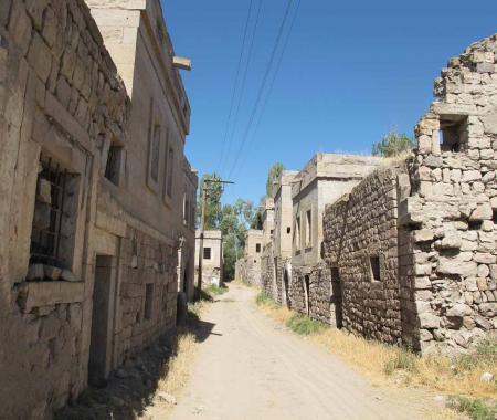 Dünya Antik Merkezi Karum-Kültepe'ye yolculuk