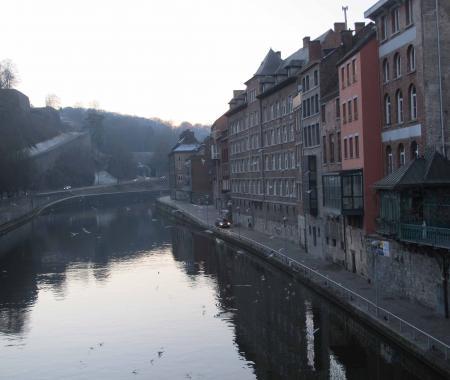 Belçika'da Köyden Kente... Namur