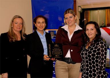 Best Of The Best 2009: Best Western Hotel Konak İzmir...