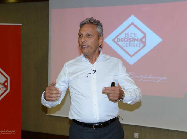 Değişim Hareketi'nden Gaziantep'te büyük buluşma