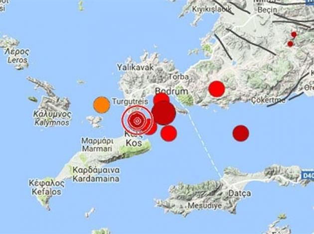 Deprem profesöründen 'Tatile devam' açıklaması