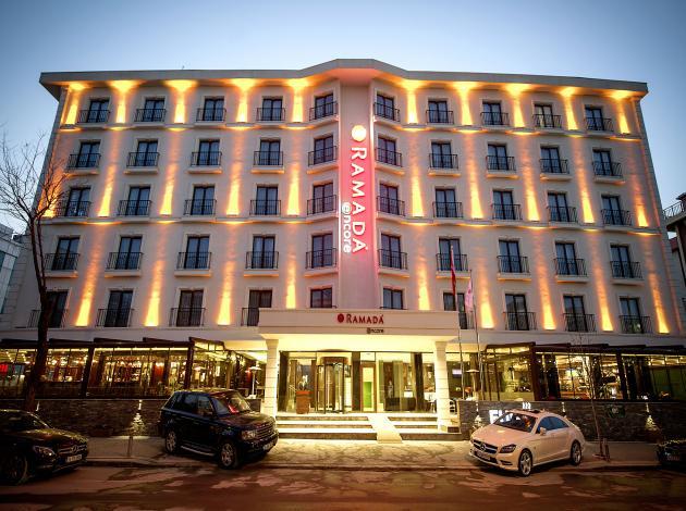 Farklı konseptleri birleştiren otel