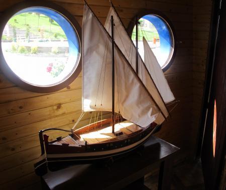 Gemi Maketleri Sergisi...