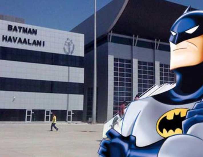 """Bakanlığın """"Batman Havalimanı""""  isyanı"""