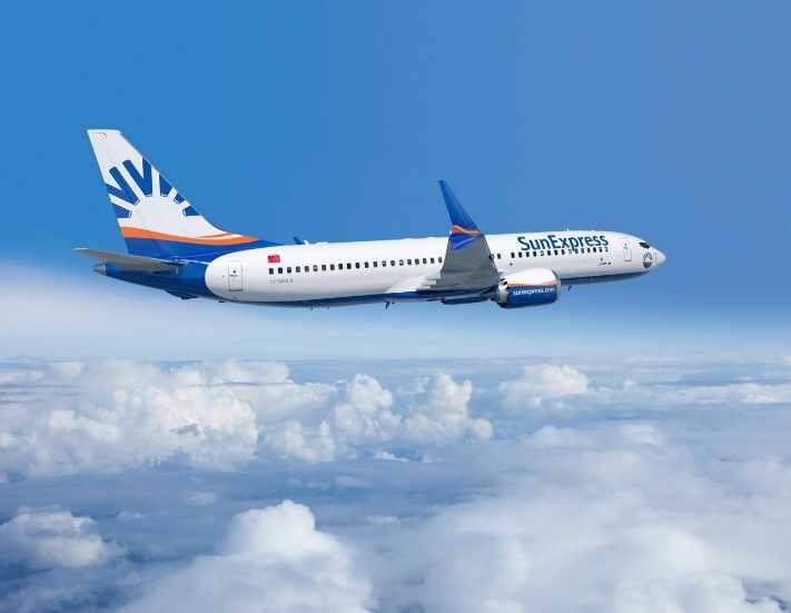 SunExpress'ten Avrupa'ya 14 yeni uçuş