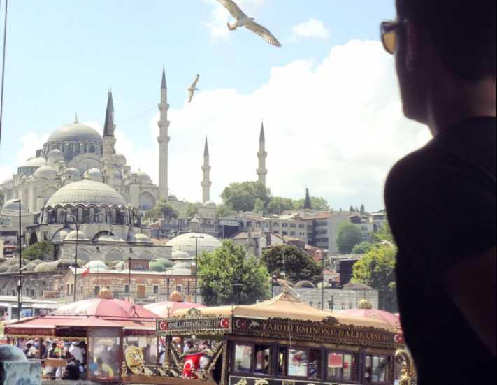 Arap turist Avrupalı'dan 5 kat fazla harcıyor