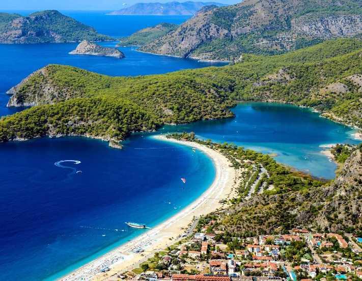 Thomas Cook açıkladı: İspanya düşüyor Türkiye yükseliyor