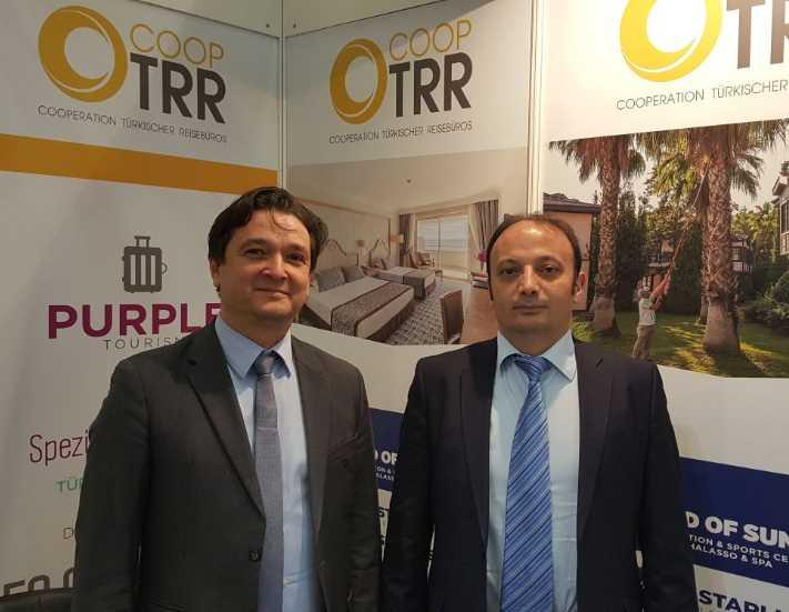 Türk acentelerin Avrupa'daki birliği güçleniyor