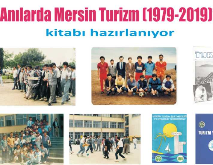 Nazmi Kozak'tan 'Anılarla Mersin Turizm' kitabı