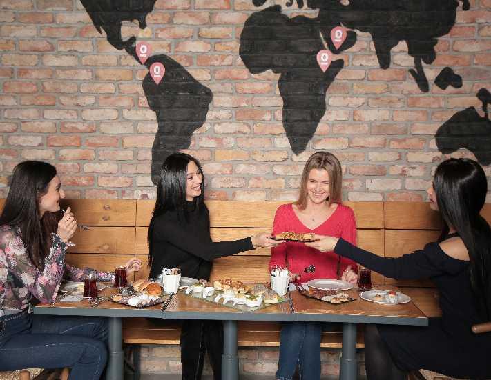 Wish More Hotel Istanbul'da çay saati keyfi