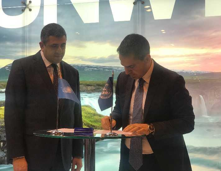 Concorde Hotels&Resorts Turizmde Global Etik İlkeleri'ni imzaladı