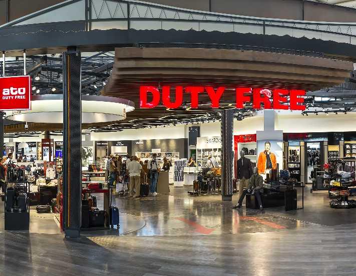 Rus turist duty free satışlarını coşturdu