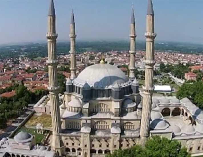 Mimar Sinan'ın eserleri turizm rotası oldu