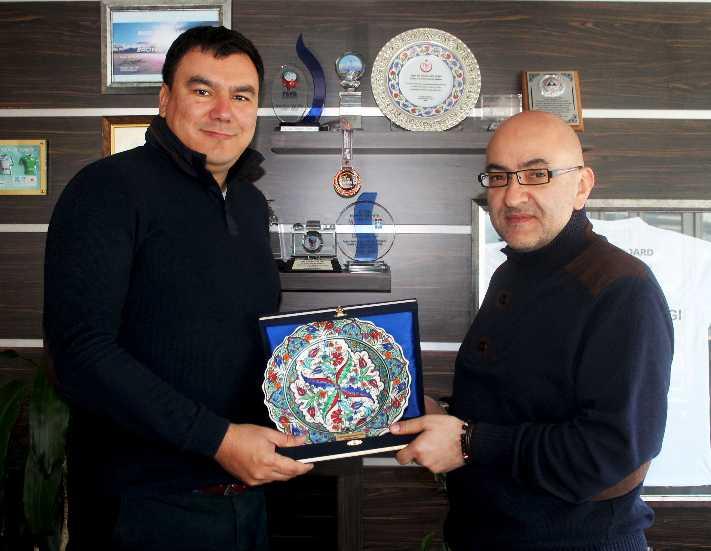 Erciyes ve Özbekistan'dan kış turizminde işbirliği