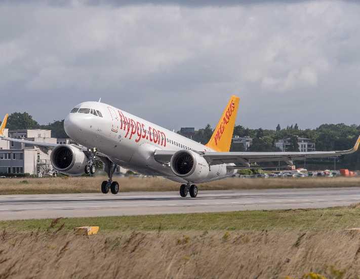 Pegasus ve Alitalia'dan ortak uçuş anlaşması