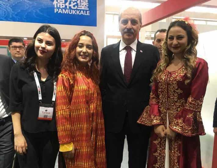 Turizmin yeni gözdesi Çin'e Türkiye çıkarması