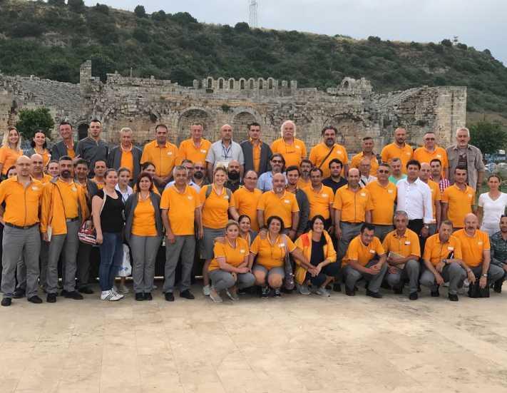 20 bin Avrupalı turist Perge'yi keşfedecek