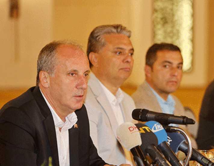 İnce: Antalya'ya turizm üniversitesi kurulmalı