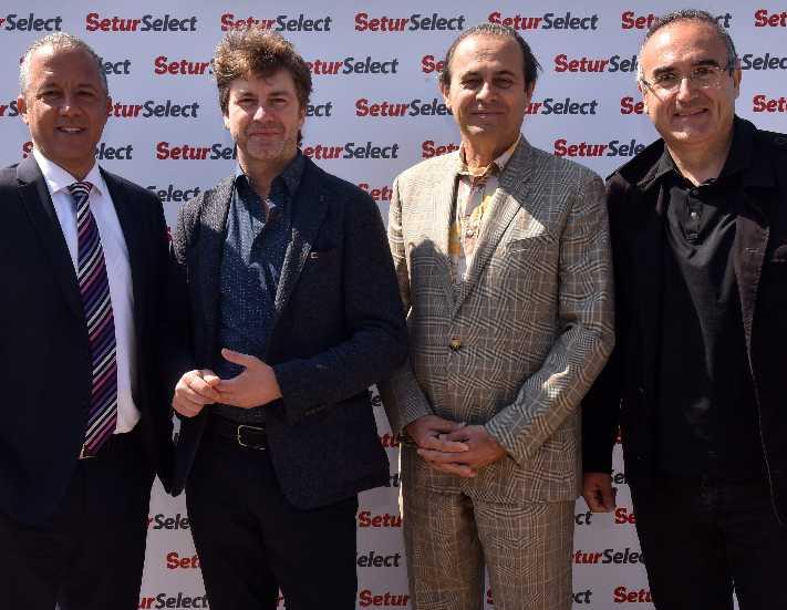 Setur Select ünlüler eşliğinde gezdirecek