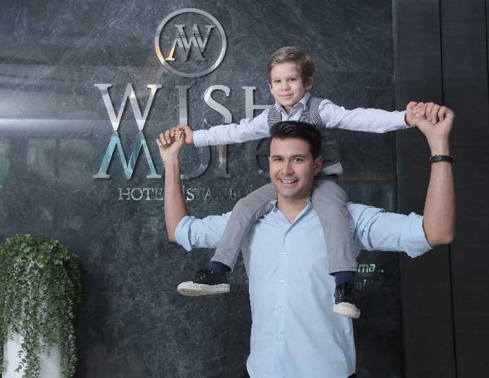 Wish More Hotel İstanbul'dan Babalar Günü'ne özel indirim