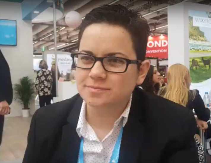 Ece Delen: IMEX Fuarı çok verimli geçiyor
