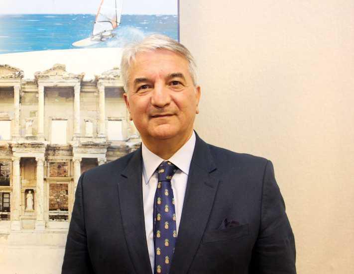 İzmir turizmindeistikrarlı büyüme