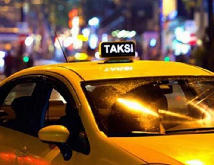 Bakanlık taksicileri Türkiye'nin tanıtım yüzü yapacak