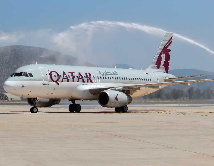 Qatar Airways'ten Bodrum ve Antalya'ya uçuş